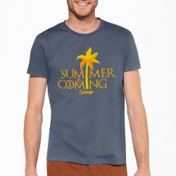 T-shirt Solidays Summer is Coming