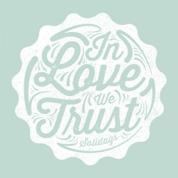 Logo In Love We Trust Solidays