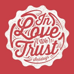In Love We Trust Solidays logo