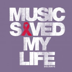 Music saved my life violet