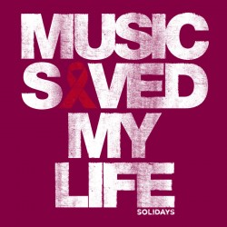 solidays music saved my life rouge