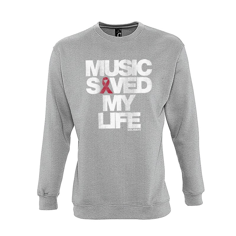Sweat Solidays Music Saved My Life