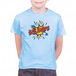 T-Shirt Enfant Solidays Splash