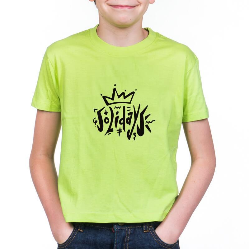 Solidays Couronne T-Shirt Enfant