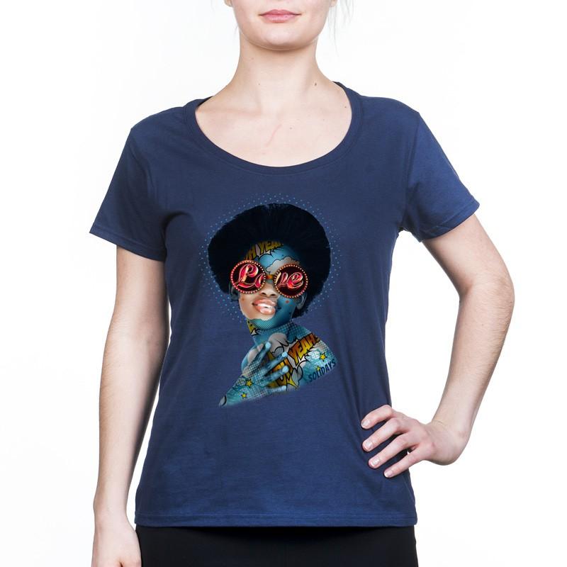 T-shirt Femme Sally