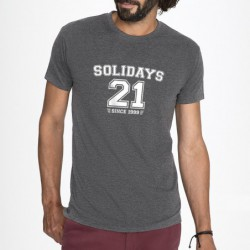 T-Shirt Solidays 21