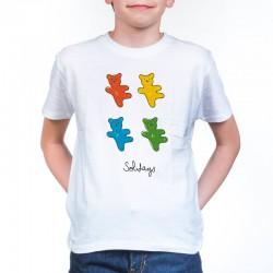 T-Shirt Solidays Nounours