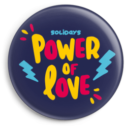 Badge Power Of Love