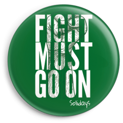 Badge Fight Must Go On