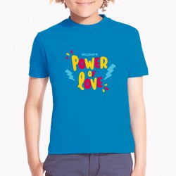 T-Shirt Kids Power Of Love